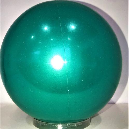 palla per corsi verde