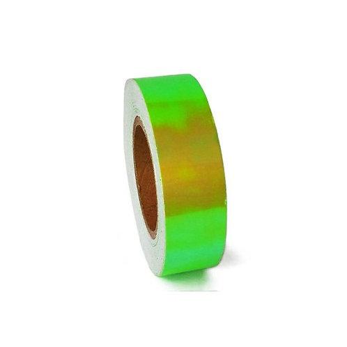 Nastro Laser Verde Fluo