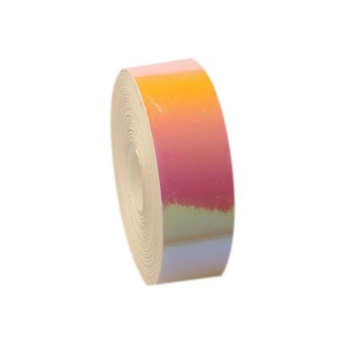 Nastro adesivo Laser Rosa Giallo