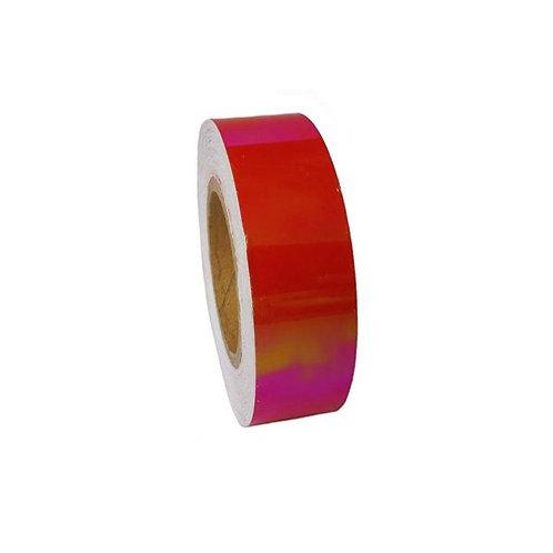 Nastro adesivo Laser Rosso Ruby