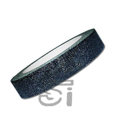 Nastro adesivo shiny nero