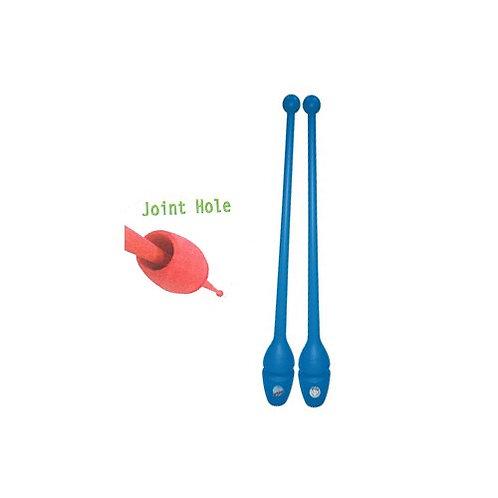 Claveete in gomma blu marine cm 44