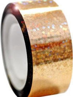 nastro metallizzato colore oro