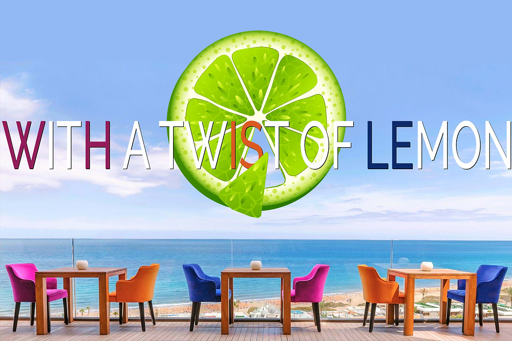 Twist of Lemon. Good beach bars make you think of retiring. Great ones make you actually do it.