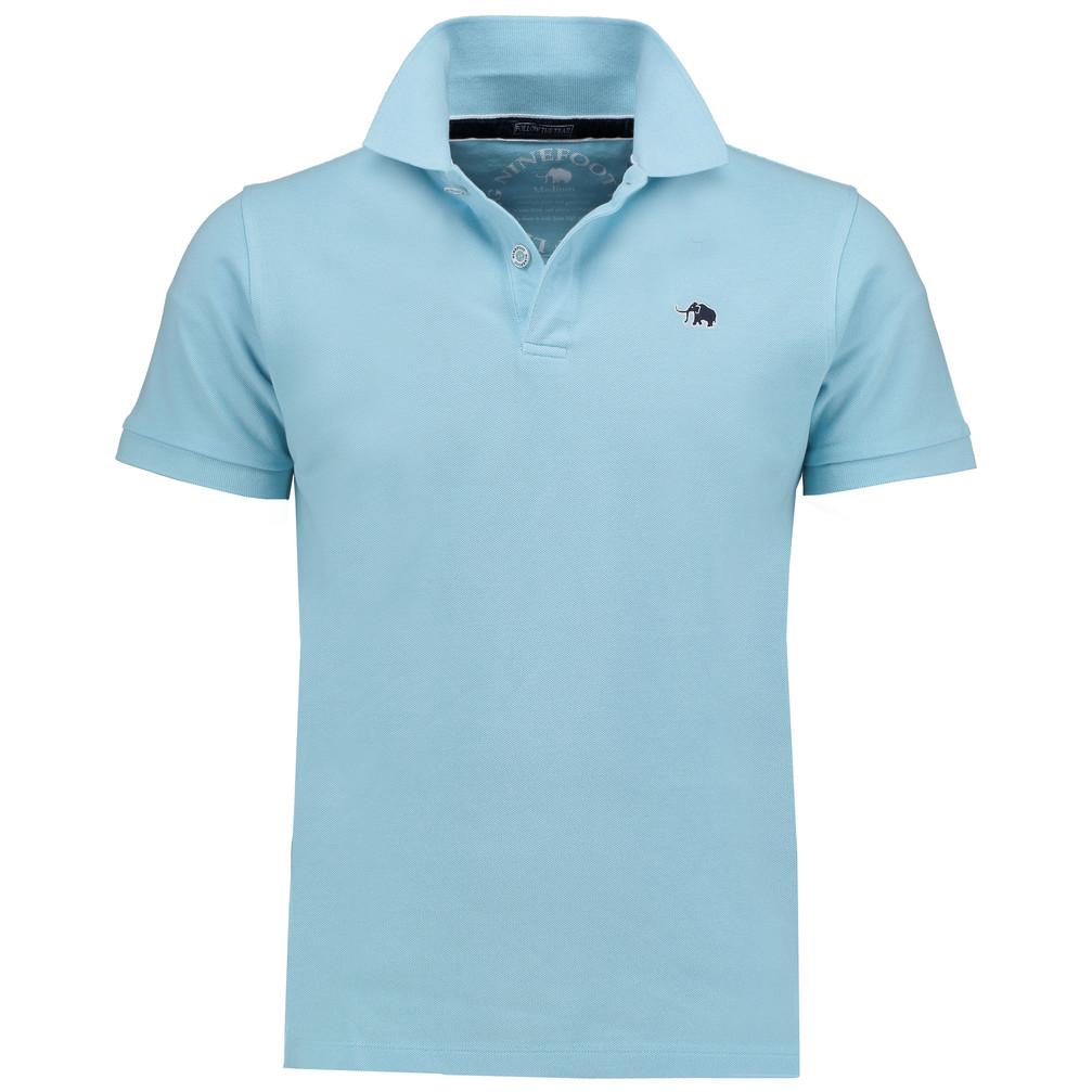 Piqué Cotton Polo Shirt