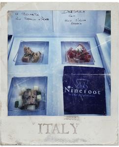 Ninefoot Koozie stubbie holder in Italy