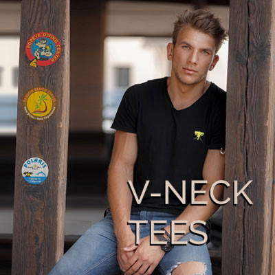 The V-neck Tees