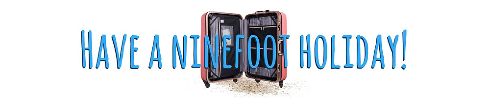 Have a Ninefoot Holiday!