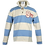 Thumbnail: TWO COLOURED STRIPED RELAXED FIT RUGBY SHIRT