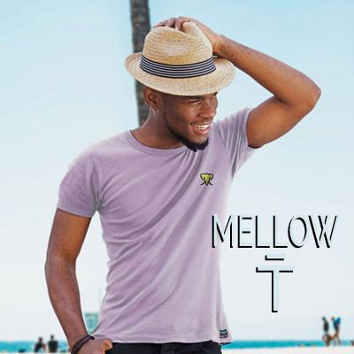 The Piqué Mellow-T Tees
