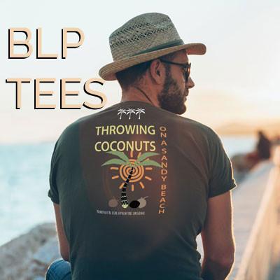Be like a palm tree Tees