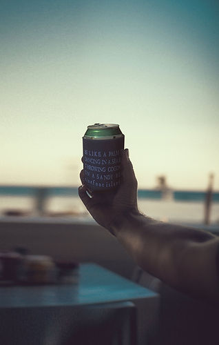 Make a picture with your Ninefoot Koozie stubbie holder and get 25% discount