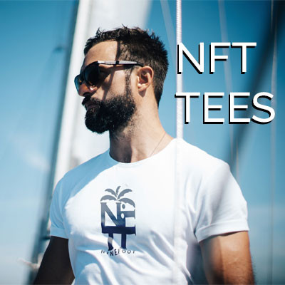 The Iconic NFT Tees