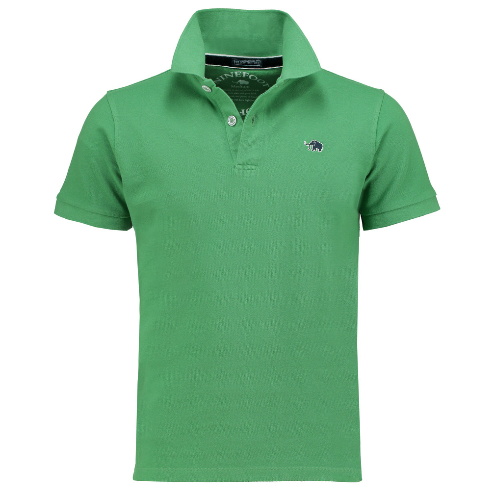 Piqué Cotton Polo Shirt