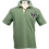 Thumbnail: RELAXED FIT GROEN RUGBY POLOSHIRT