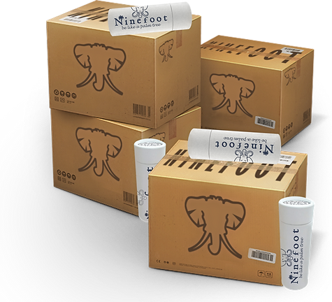 Ninefoot Shipping Boxes