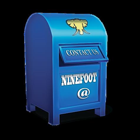Ninefoot Mailbox