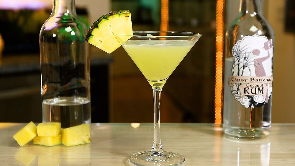 Shaken not Stirred, Ninefoot has collected a number of cocktails to brighten up your day!