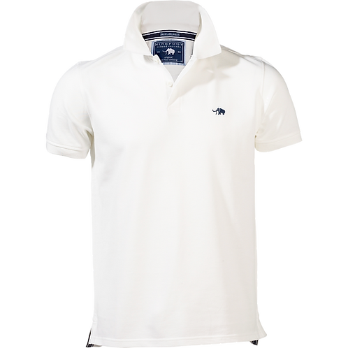 SEMI FITTED CLASSIC PIQUÉ POLO SHIRT