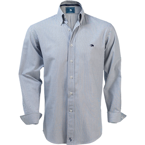 OXFORD COTTON CLASSIC FIT BUTTON DOWN SHIRT