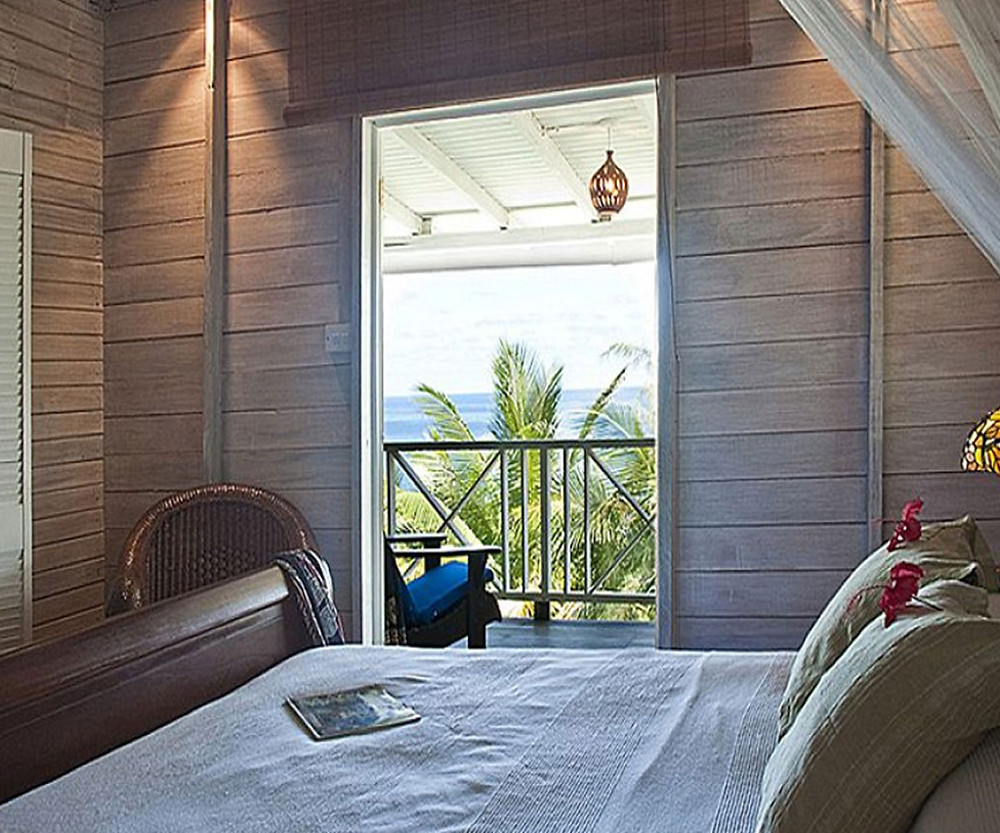 Ninefoot's favorite getaways. Barbados. Sea-U Guest House