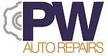 PW Auto Repairs Logo