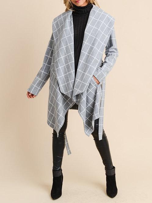 Doe & Rae Shawl Coat for Spring