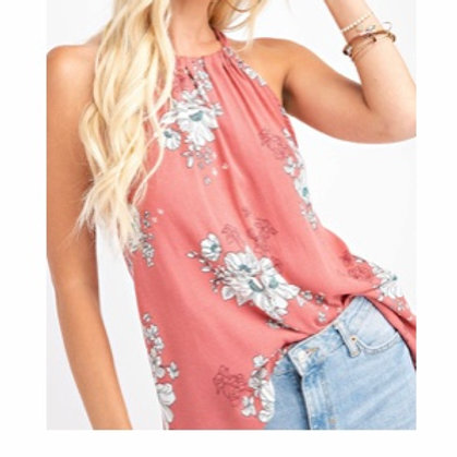 143 Story Floral Top
