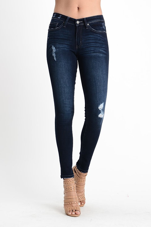 Kan Can USA Blue Denim Jeans