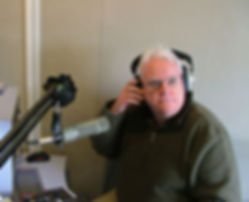 Roger Mathews at Forest FM