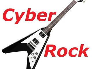 Roger Joins Cyber Rock