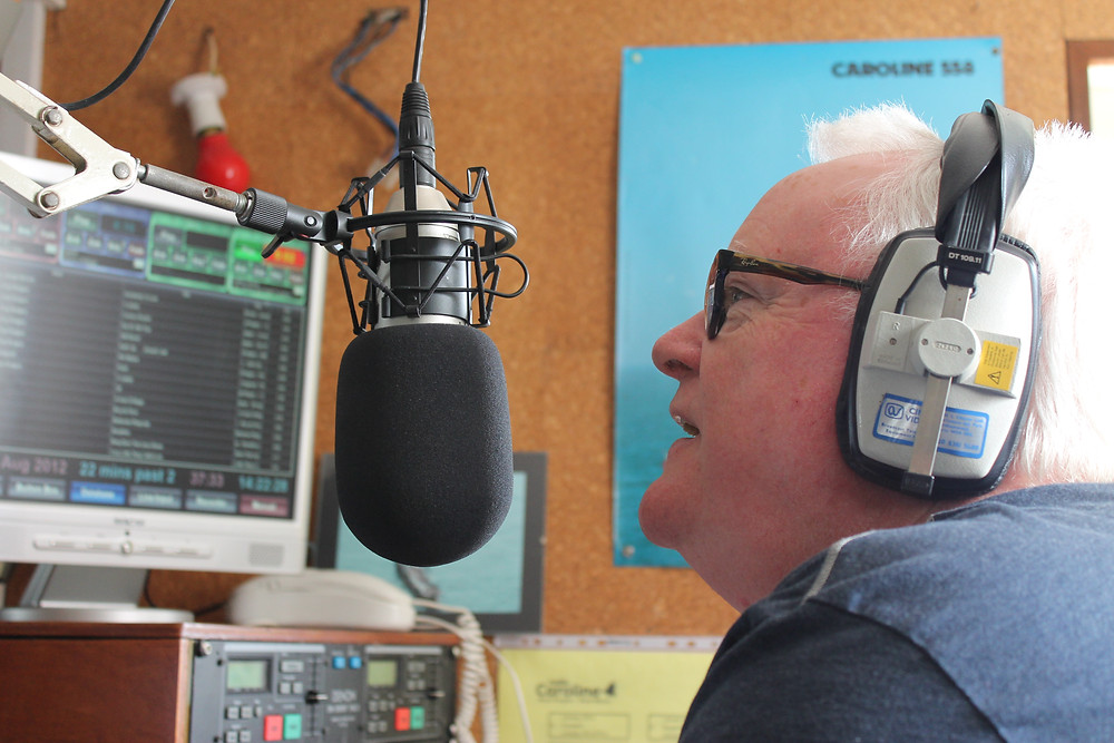 Roger Mathews 'On Air'