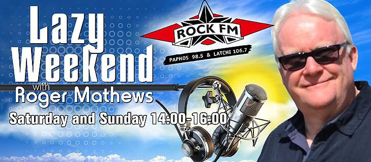 Lazy Weekend on Rock FM Cyprus