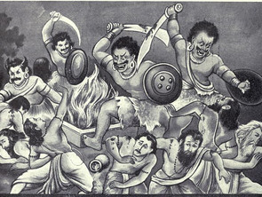 Mythology Monday: Deva and Yazata