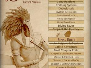 The Odyssey: September Update