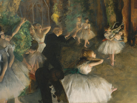 New Section: Ballets