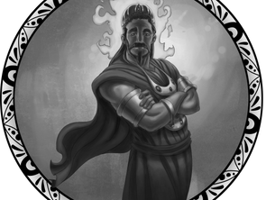 Divine Spotlight: Surya