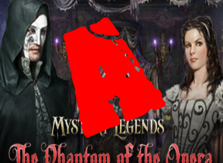 New Review: Mystery Legends: The Phantom of the Opera