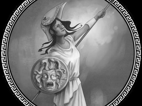 Divine Spotlight: Athena