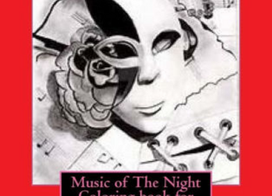 New Review: Music of the Night Coloring Book for All Phantom Lovers