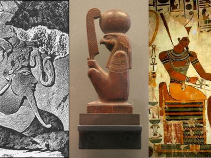 Mythology Monday: Egyptian Evolution