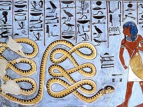 Mythology Monday: The Dread Serpent Apep