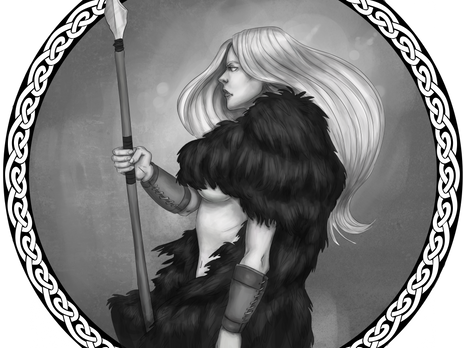 Divine Spotlight: Freyja