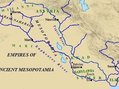 Mythology Monday: The Mesopotamian Creation Myth
