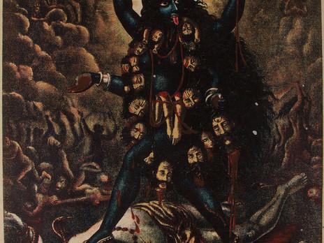 Mythology Monday: Conquests of Kali