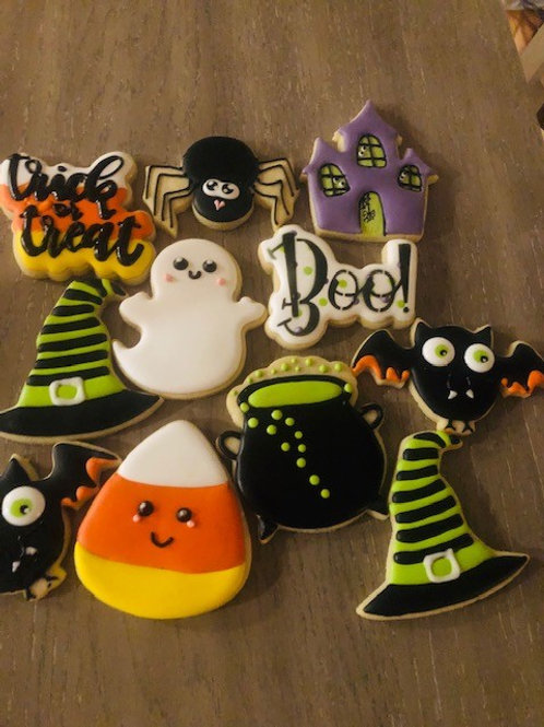 Halloween Cookie Bundle