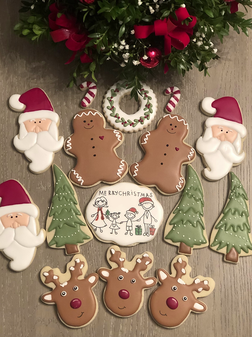 Christmas Cookie Bundle 2