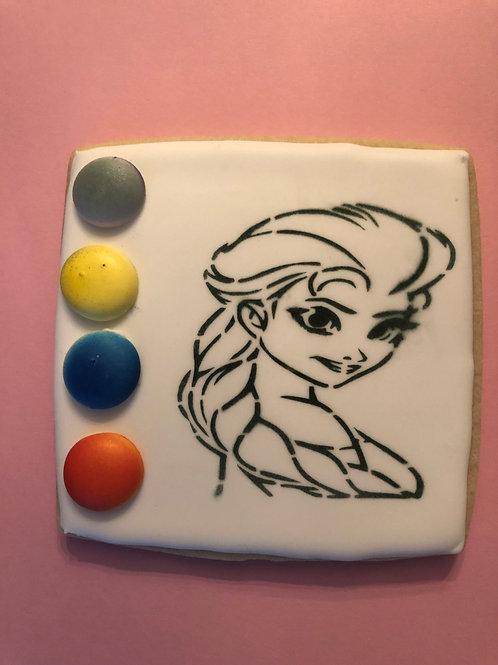 PYO Cookies- Characters