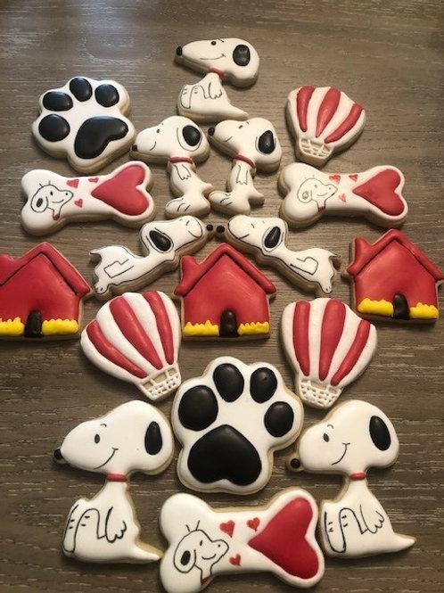 Snoopy Cookie Bundle