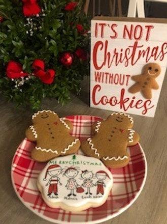 Gingerbread Cookie Bundle